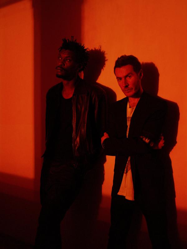 Massive Attack @ Sonar Barcelona 2014