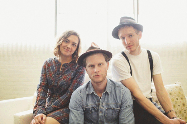 The Lumineers @ Bilbao BBK Live 2014