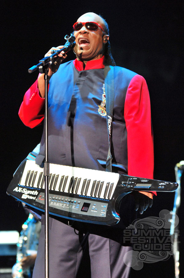 Stevie Wonder @ Bestival 2012