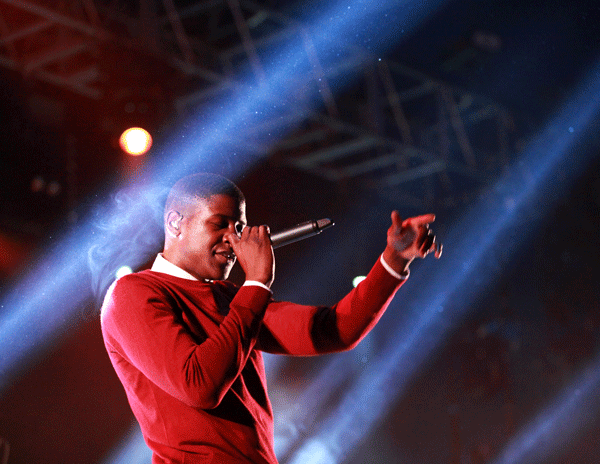 Labrinth @ T in the Park