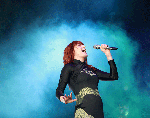 Florence & The Machine @ T in the Park