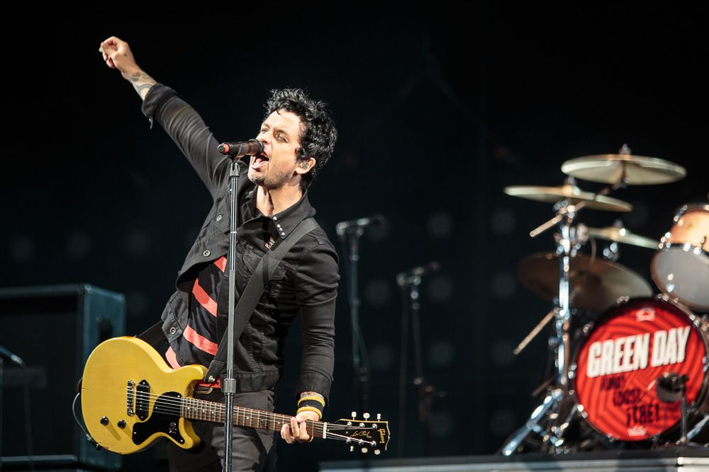Green Day @ Leeds Festival 2013