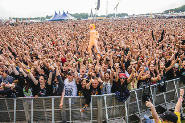 Download Festival Review 2014 - Summer Festival Guide