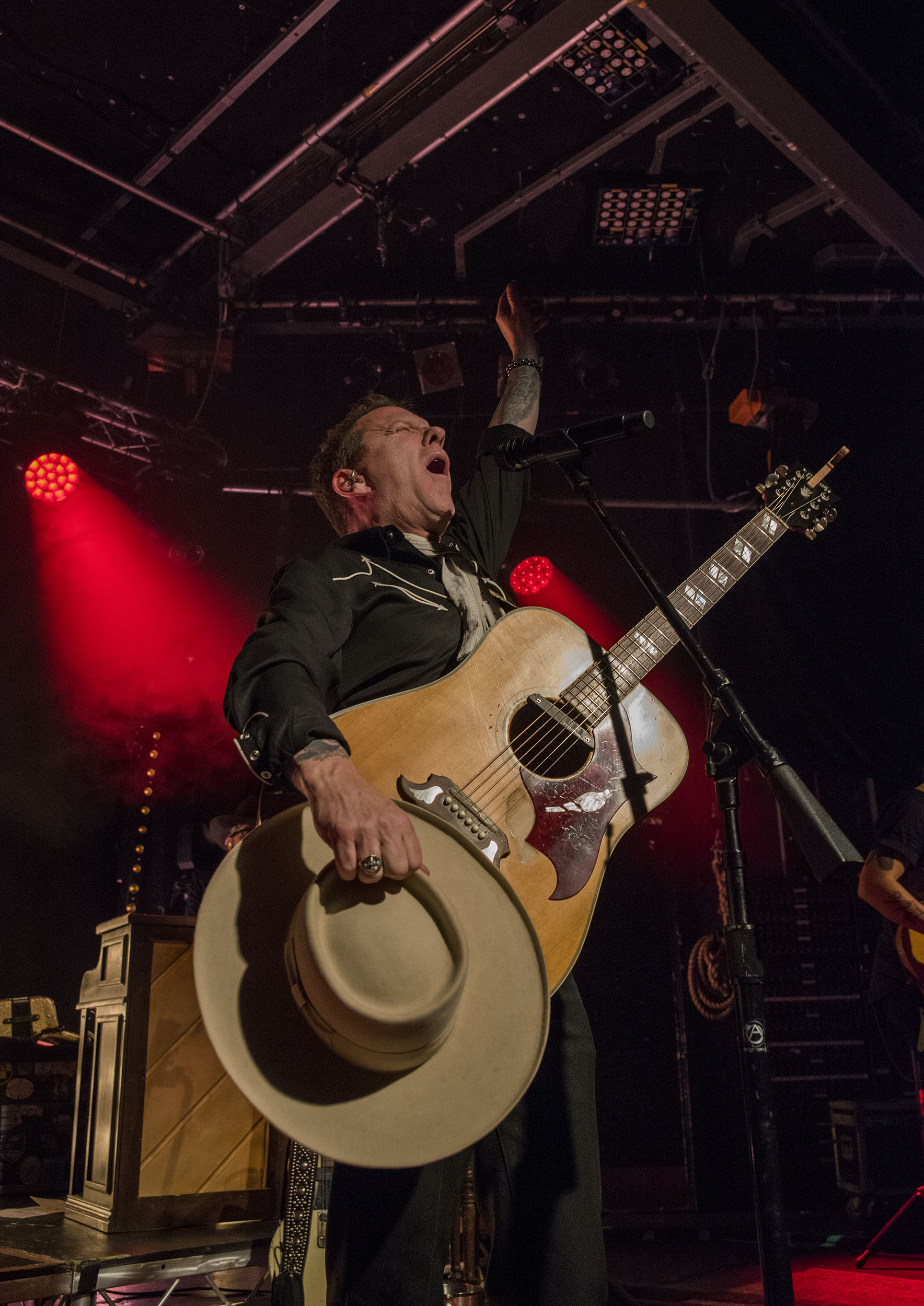 Kiefer Sutherland @ Cambridge Junction 26/02/2020