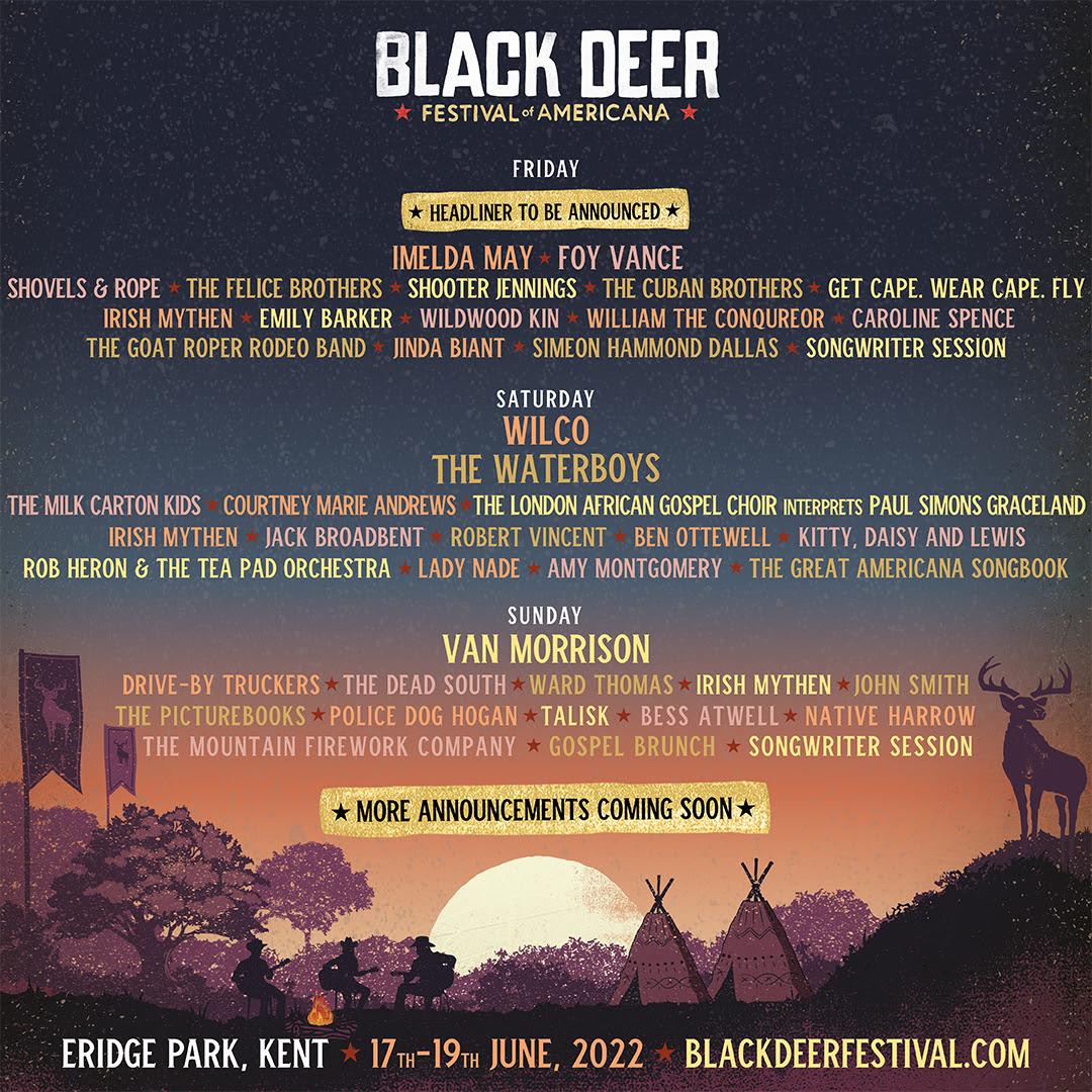 Black Deer 2022