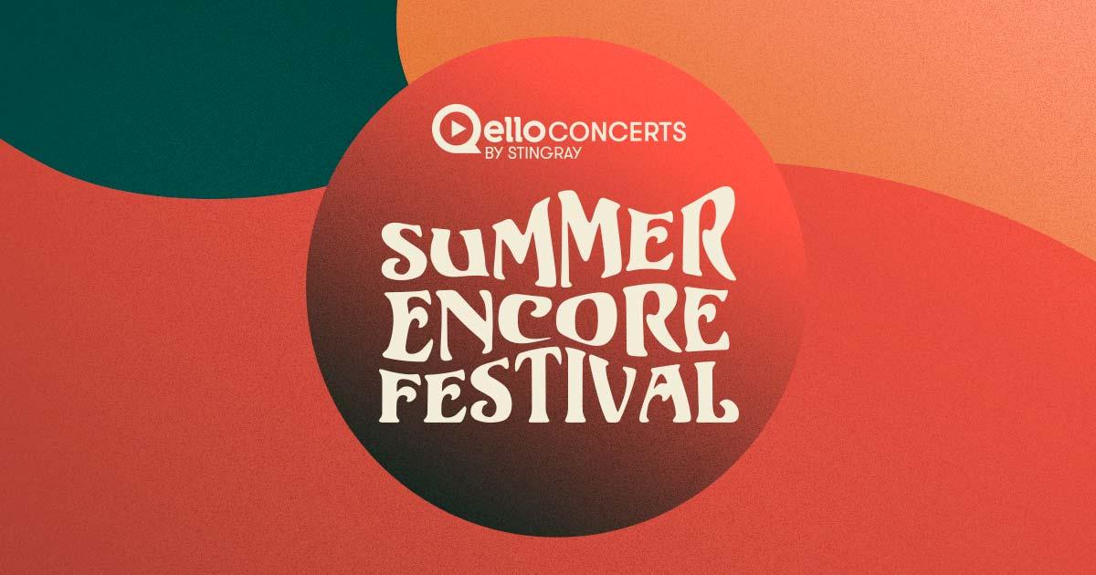 Summer Encore Festival
